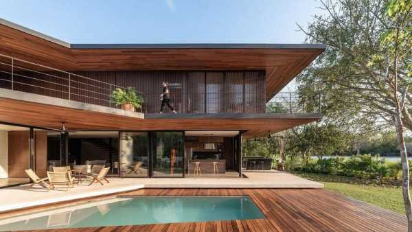 GP House by OWN+ Felipe Caboclo Arquitetura