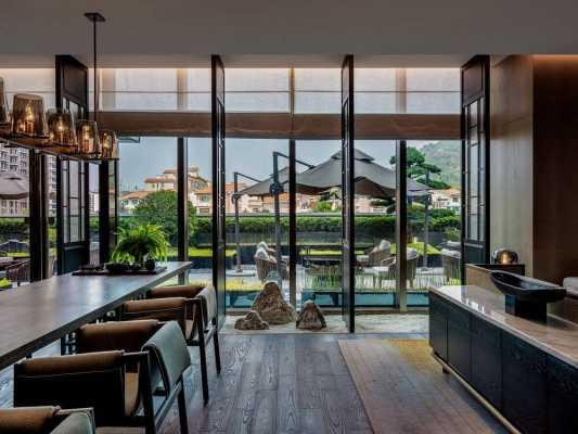 InterContinental Dongguan by Cheng Chung Design