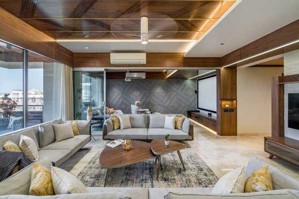 Aman Apartment in Ahmedabad By Prashant Parmar Architect
