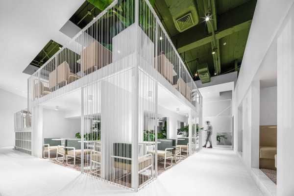 Omnidirectional Practice of Metabolism Design Concept – Inno. EcoSLab by QUCESS Design