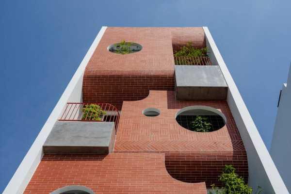 Da Nang House by AD9 Architects