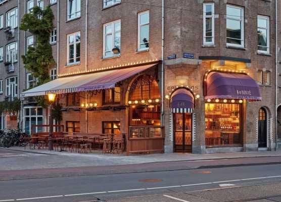 Bonnie Traditional Bistro Bar by Studio Modijefsky