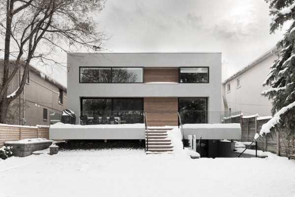 Shallmar Residence in Toronto by StudioAC