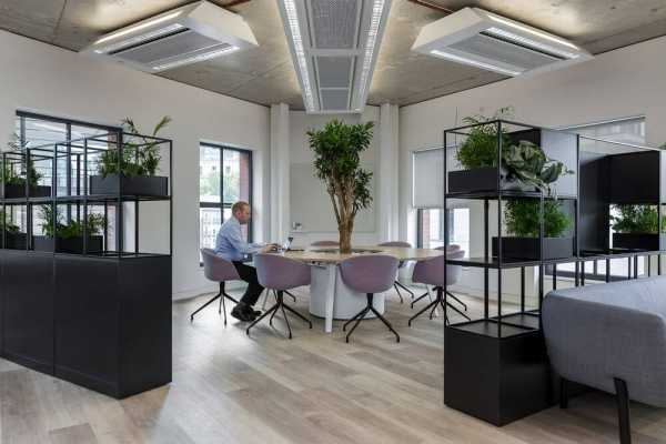 Sia Partners Offices, London by Oktra