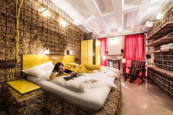 Vienna Straw Room by Heri & Salli