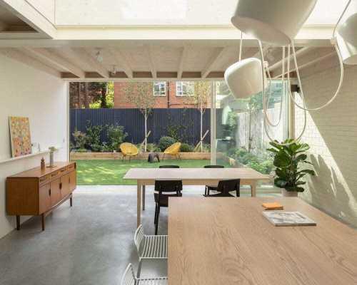 Battersea House by Proctor & Shaw