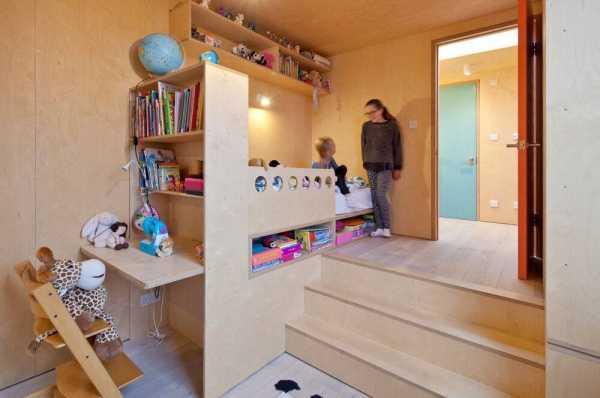 Lucy & Jack's Home by Zminkowska De Boise Architects