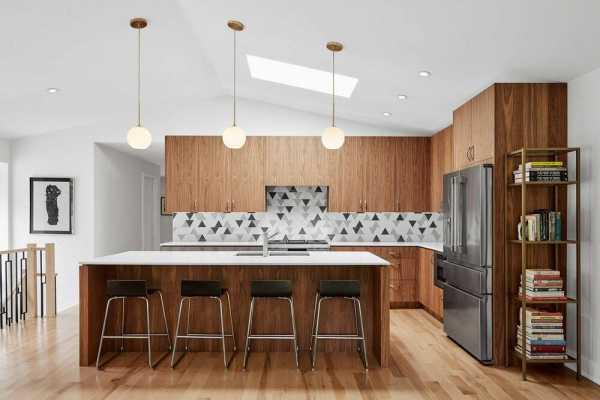 Etobicoke Mid-Century Modern House by Solares Architecture