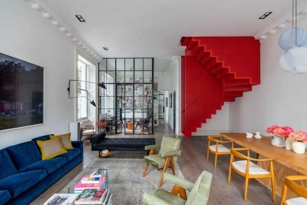 Georgian London Home Revitalized by Michaelis Boyd Studio