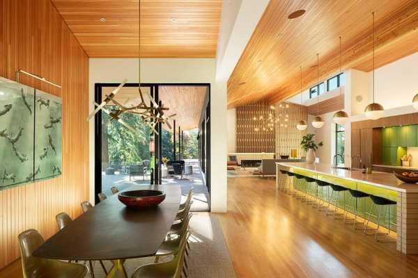 Patton New-Century House by Giulietti Schouten Architects