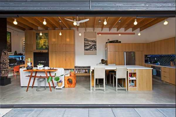 A Backyard Cottage as Primary Dwelling – and Urban Oasis