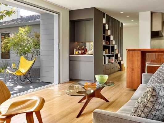 Hazel Road Residence, a Renovation and Addition to a 1950s Home in Berkeley, CA