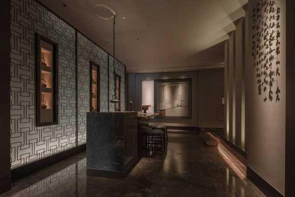 Tea Culture Chinese Restaurant by Hangzhou Kenna Design