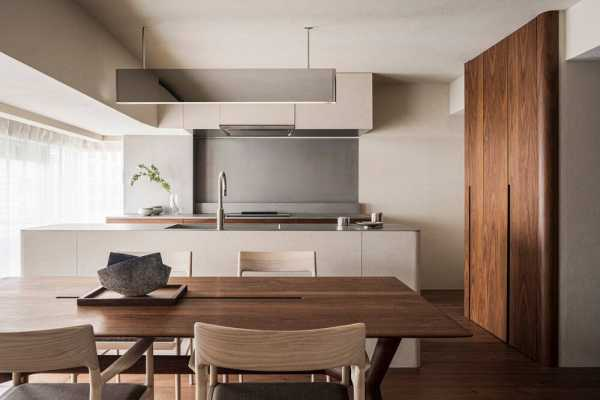 Tokyo Apartment Renovation by I IN Studio