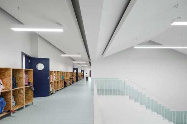 São Bernardo Elementary School by ARTE TECTóNiCA