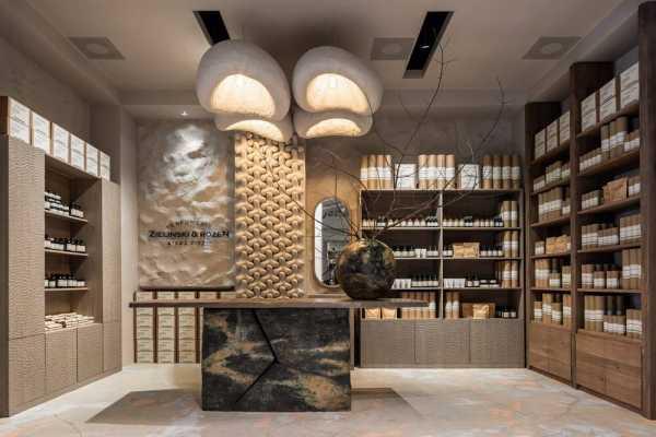 Zielinski & Rozen Showroom by Makhno