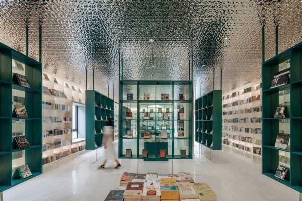Books in Clouds – Duoyun Bookstore in Huangyan