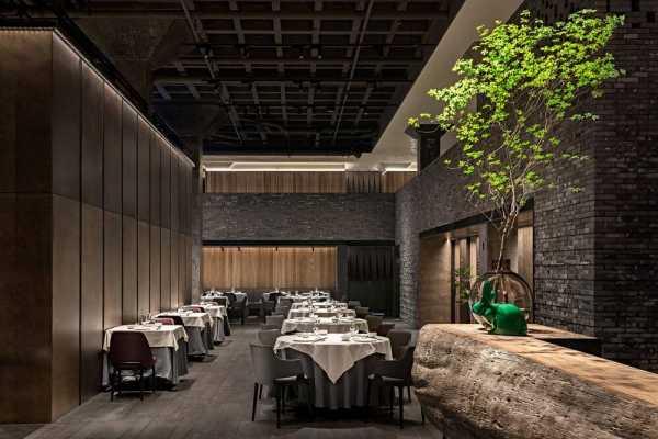 Siji Minfu Restaurant by IN.X – Interior Architect Wu Wei