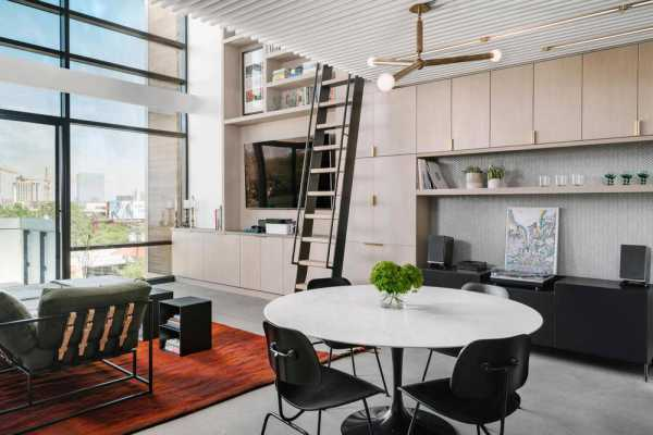 Eva St. Loft by Chioco Design