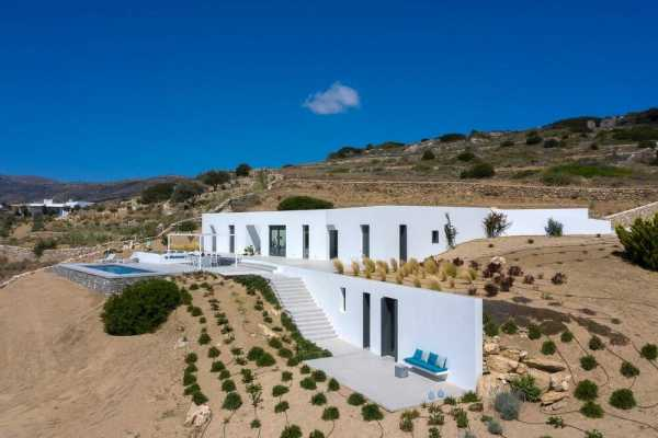 The Nest House, Greece by React Architects