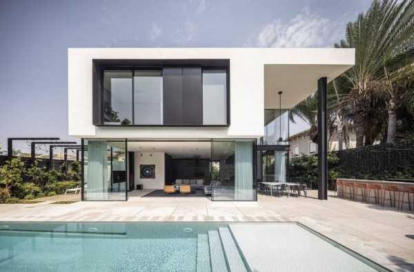 S5 House by Raz Melamed Architect