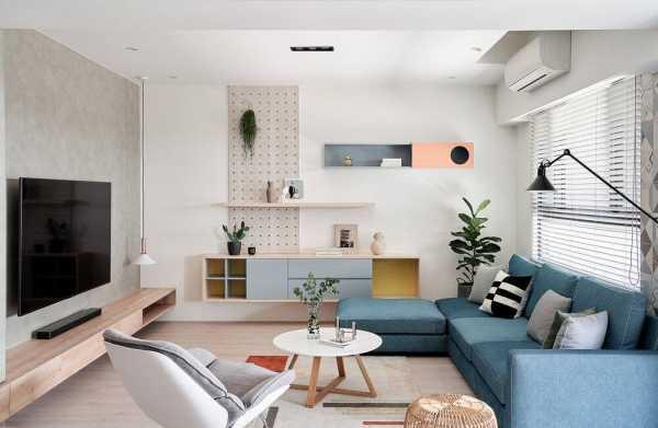 Ne_On Apartment by NestSpace Design
