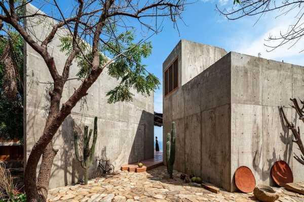 La Casa del Sapo by Espacio 18 Arquitectura