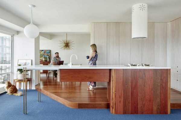 Torbreck Apartment Renovation by KIN Architects