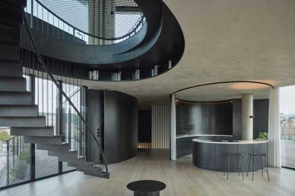 Regula Penthouse by petrjanda/brainwork