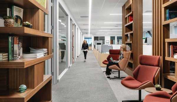 Macmillan Learning Office by Cushing Terrell