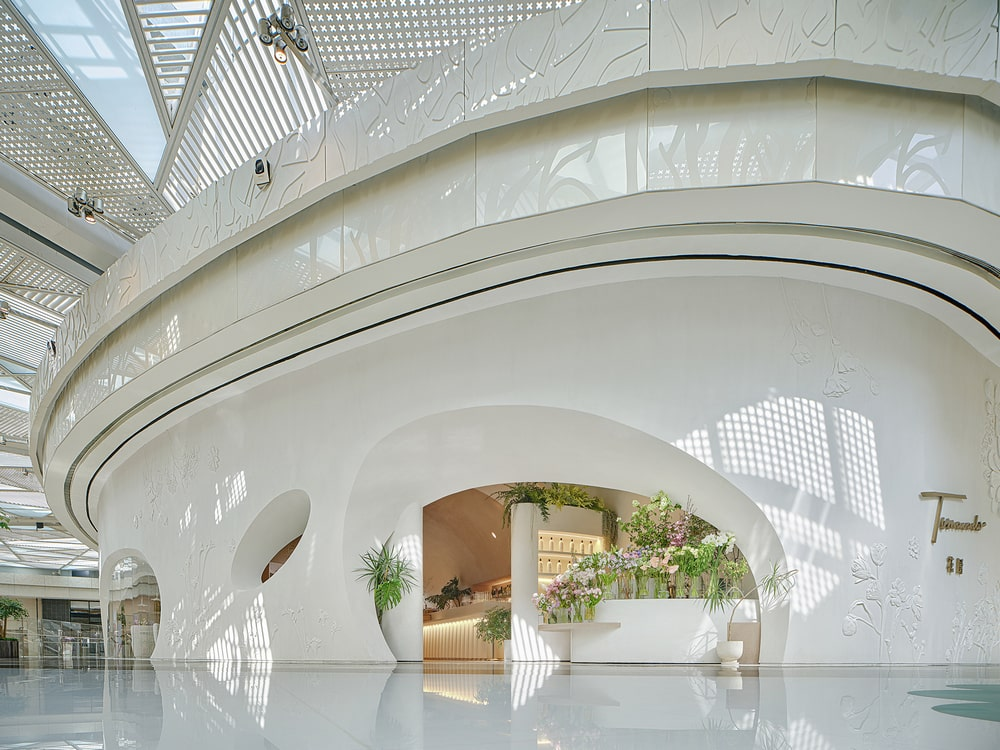 Tomacado Restaurant by Liang Architecture Studio