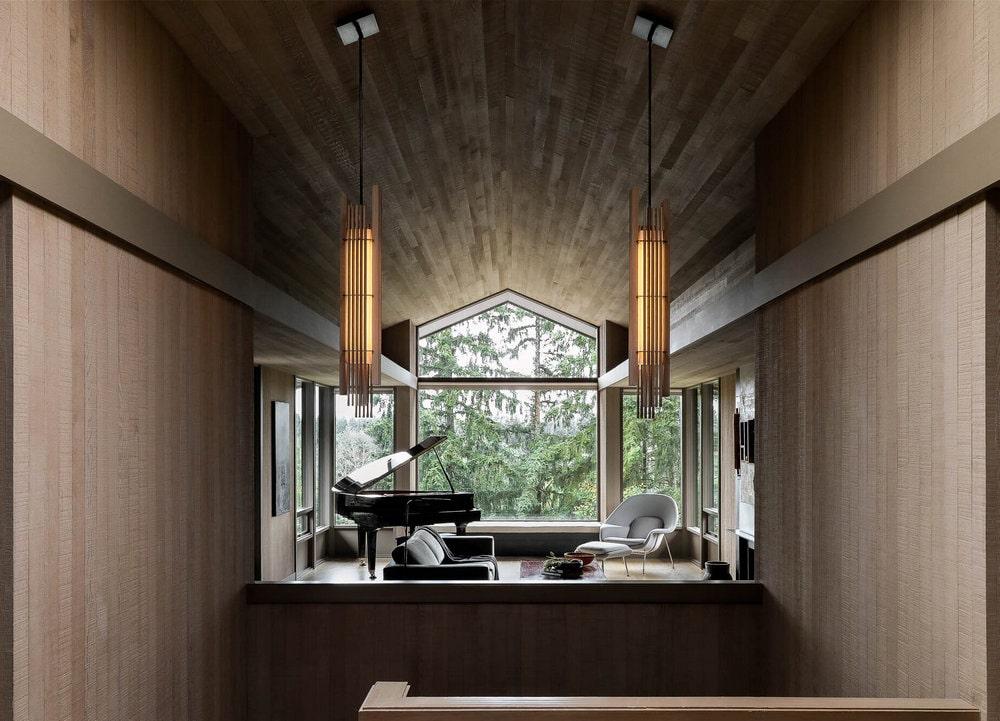 Cedar House by Graham Baba Architects