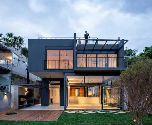 Boaçava House by Arkitito Arquitetura