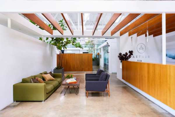 Aether Apparel Headquarters by Assembledge+