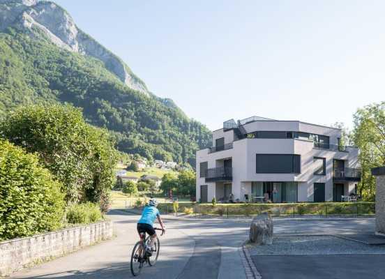 Residenz Eisenerz by Apropos Architects
