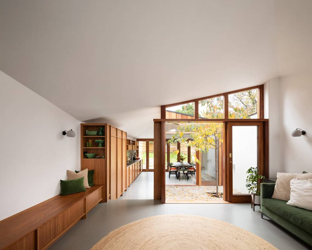 living area, Turner Architects