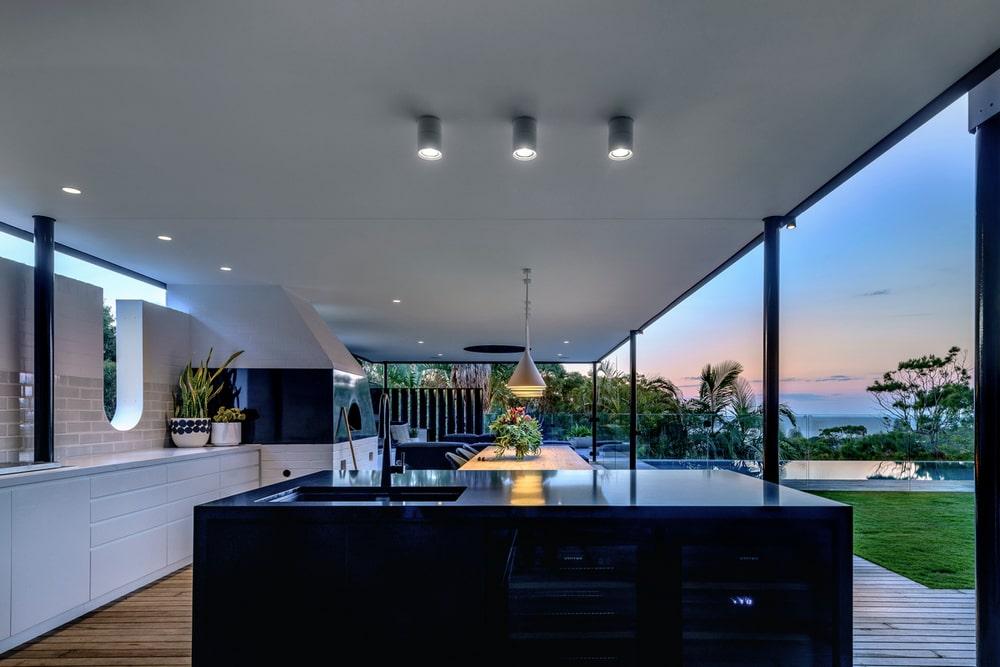 kitchen, Carter Williamson Architects