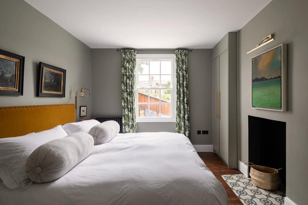bedroom, Turner Architects
