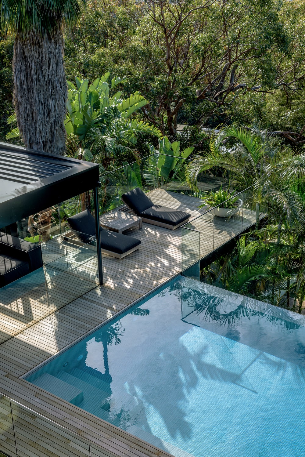 outdoor living space addition, Carter Williamson Architects