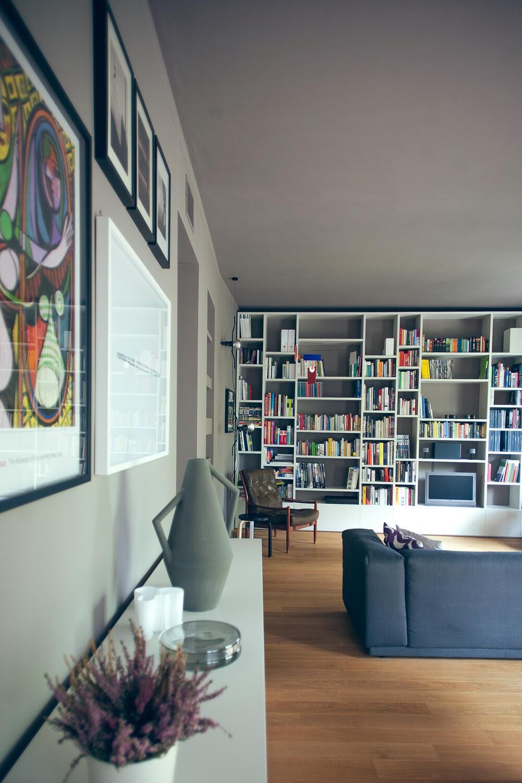 living space, Andrea Rubini Architetto