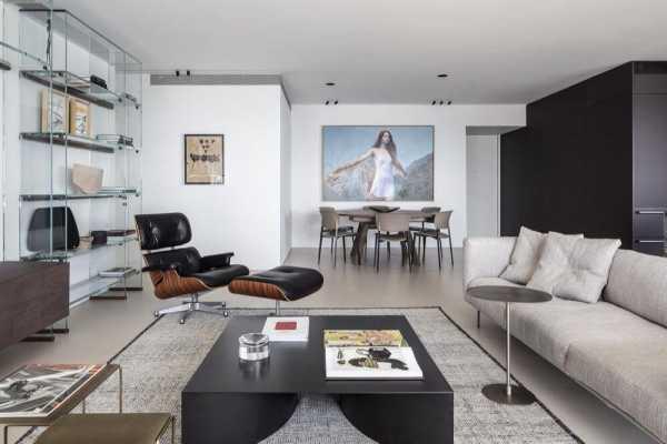 Herzliya Apartment – A New Serenity