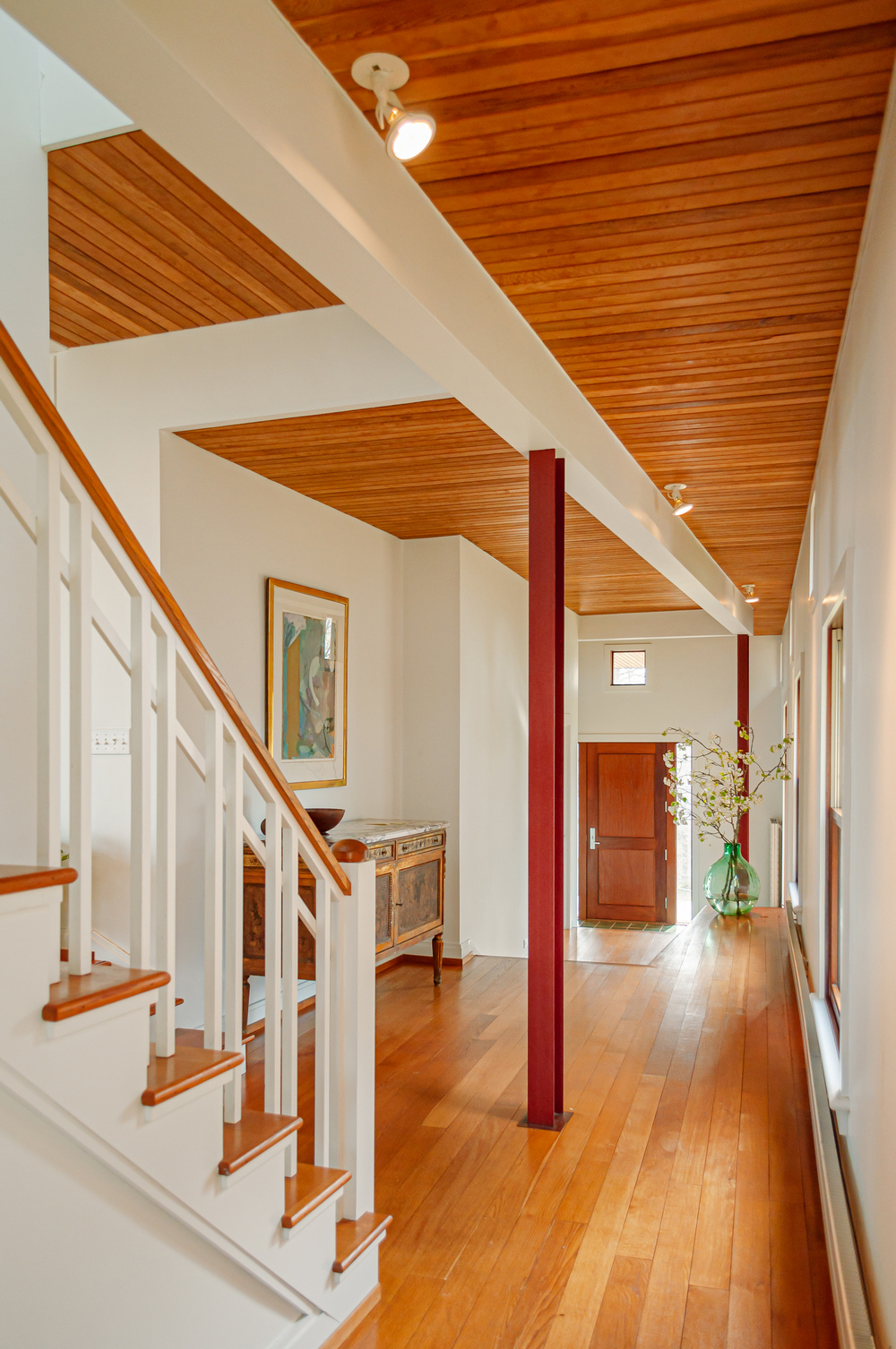 entrance hall, Buttrick Projects Architecture + Design