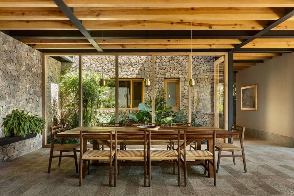 dining area, Arquitectura Sergio Portillo
