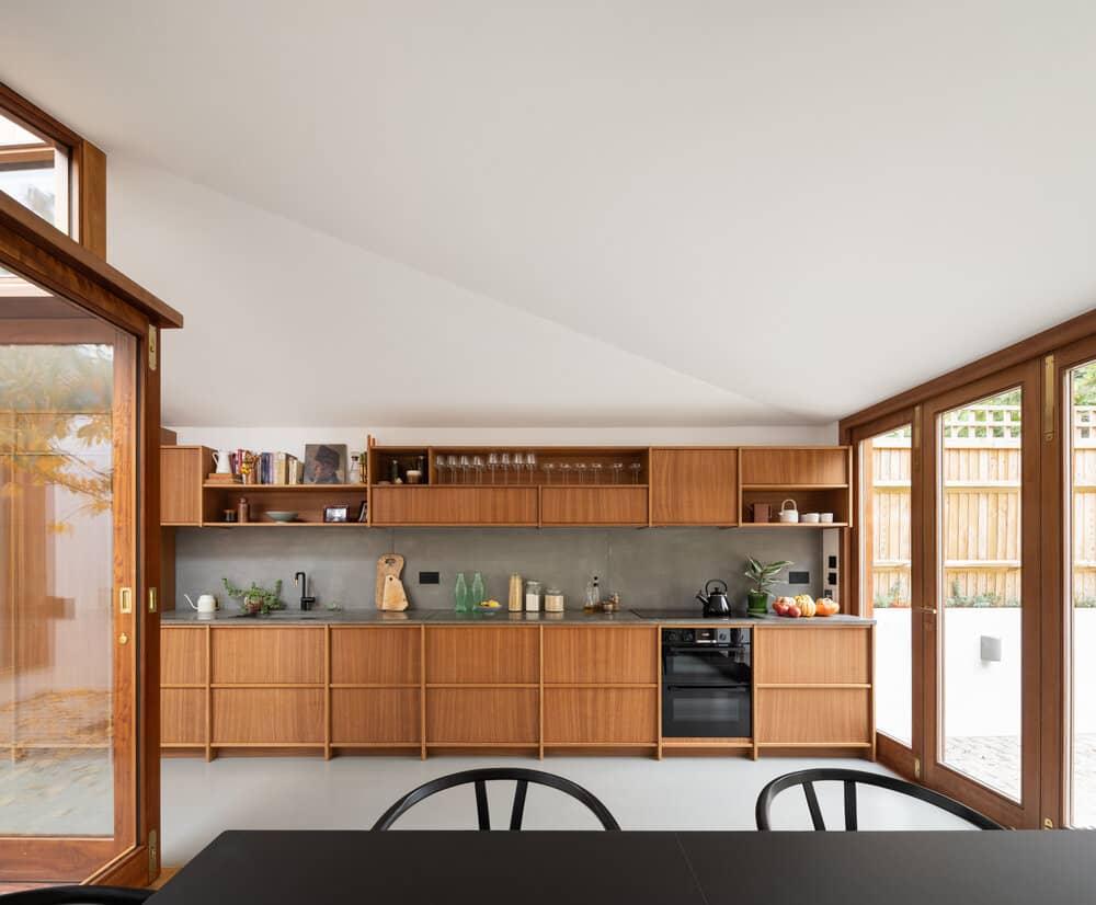 kitchen, Turner Architects