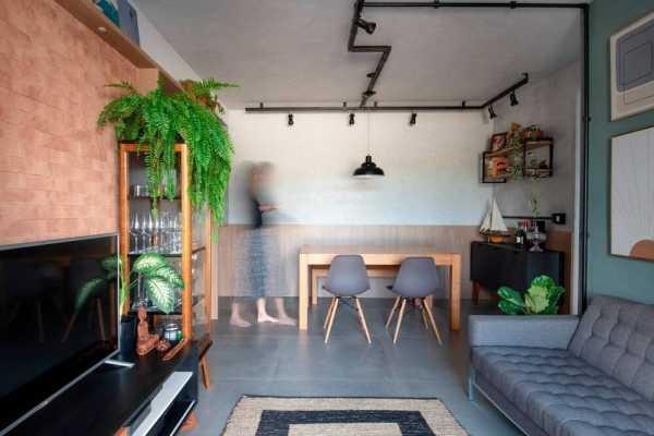 Soneto Apartment by COB Arquitetura