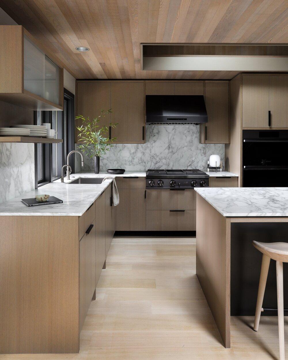 kitchen, Graham Baba Architects