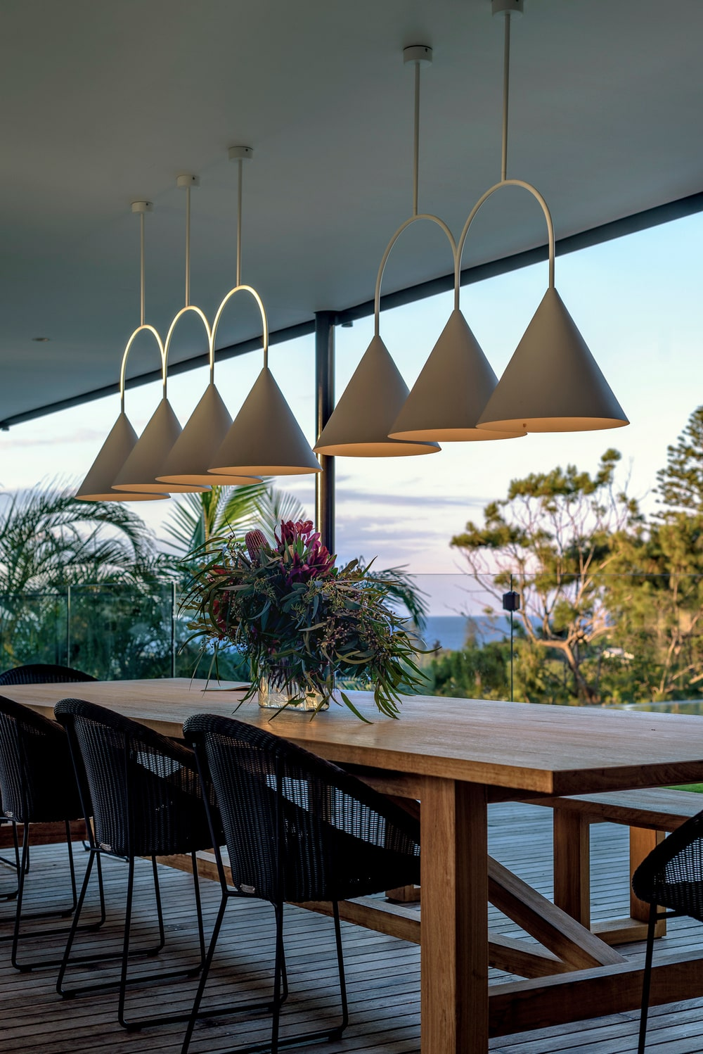 dining area,Carter Williamson Architects