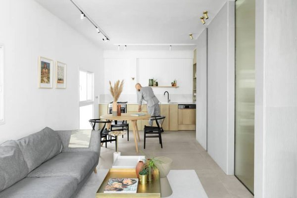 Home Base Tel-Aviv by K.O.T Architects