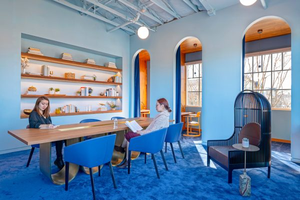 New Mountain View Office – Dropbox by AP+I Design