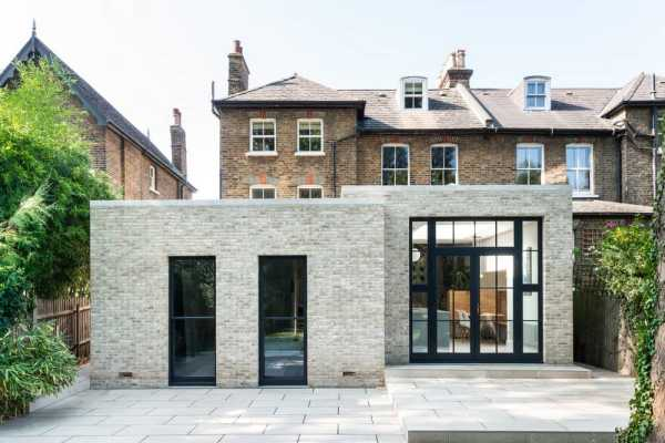 The Dutch Brick House by NOTO Architects